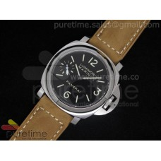PAM111 N V3 Noob Best Edition on Brown Asso Leather Strap with Pre-V Hands